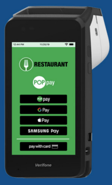 PopID point-of-sale terminal