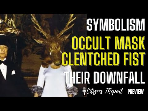 Symbolism Will be Their Downfall: The Occult Mask and the Clenched Fist (Preview)