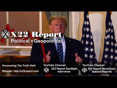 Did You See What Trump Just Did, [DS] Narrative Destroyed, Drip, Drip, Declass -Episode 2295b