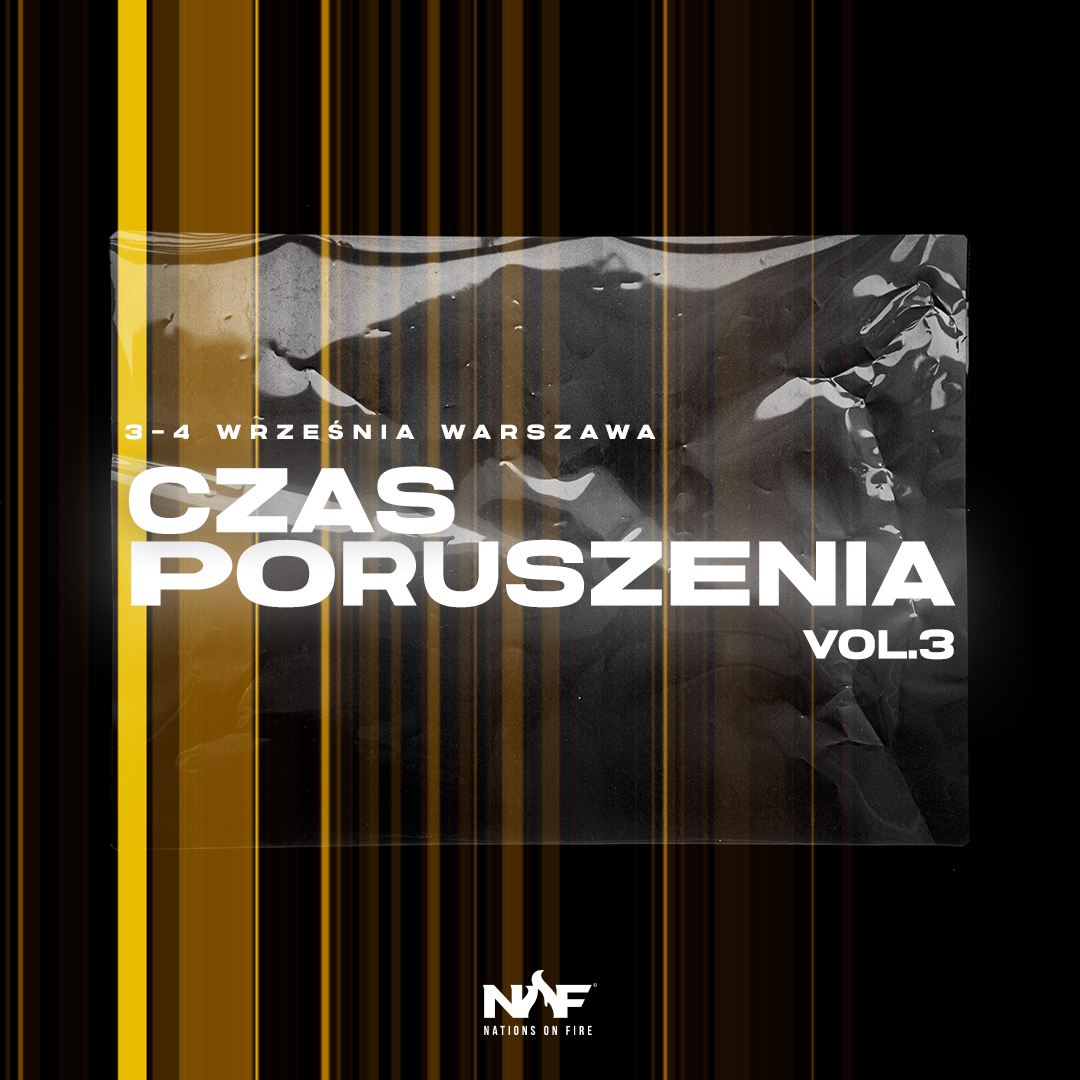 Czas Poruszenia vol.3   Warszawa