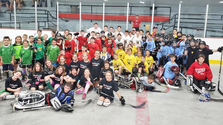 Seaway Valley Crime Stoppers 5th Annual Ball Hockey Tournament