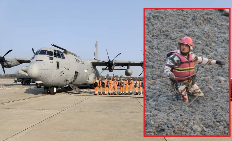 All night relief work carried out at war level: from NDRF to CM-DM, UN also assured cooperation after Mustaid, Britain, France