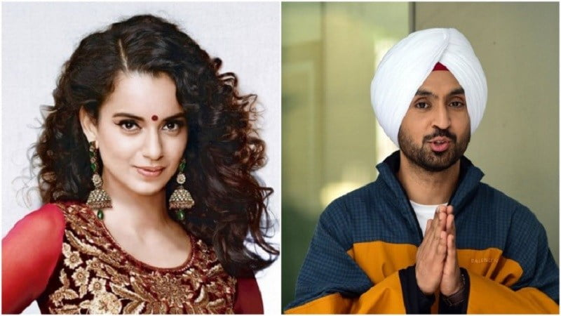 I challenged Diljit, but he did not respond to being Khalistani: Kangana