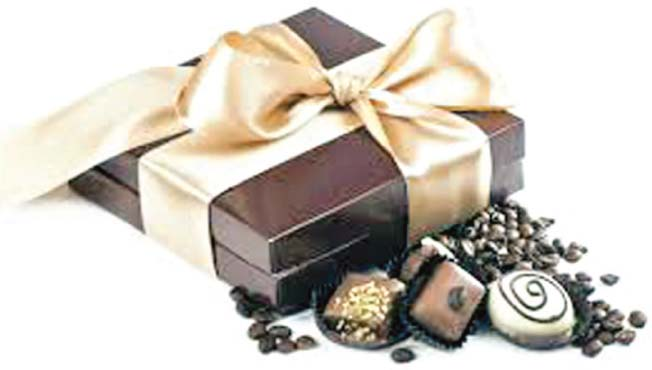 The price of a box of chocolates is Rs. 10 crore 90 lakhs  Leader