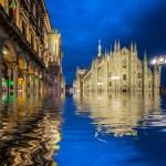 Cosa fare a Milano quando piove