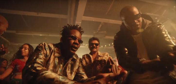 Image result for Mr Eazi - Chicken Curry (feat. Sneakbo & Just Sul) [Official Video]