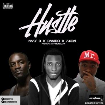 Davido & Akon, May D - Hustle