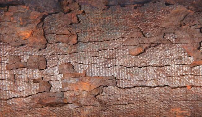 TextureX rusty metal texture thick deposit oxidize steel iron Texture_800