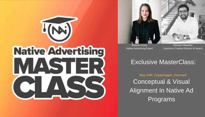 Exclusive MasterClass_ Conceptual & Visual Alignment In Native Ad Programs