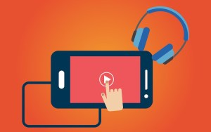 mobile and video