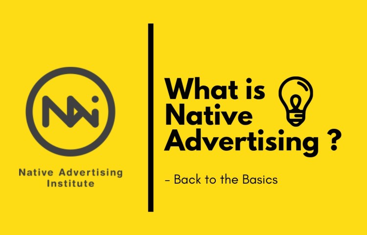 Get back to the basics of native advertising with definitional information and best use tips.