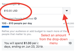 Facebook sponsored posts | How to sponsor a post and drive results