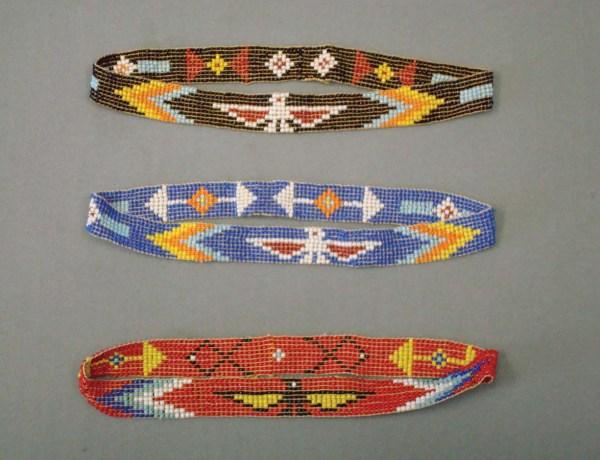 Beaded Headbands 15-158