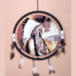 Indian Chief Mandala