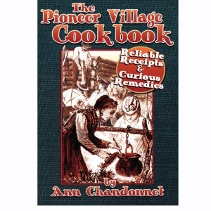 Pioneer Village CookBook