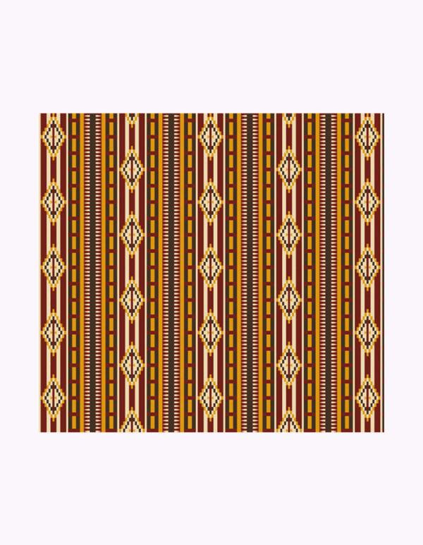 Southwest Blanket Design Bandanna