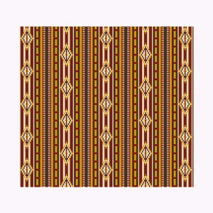 Southwest Blanket Design Bandanna