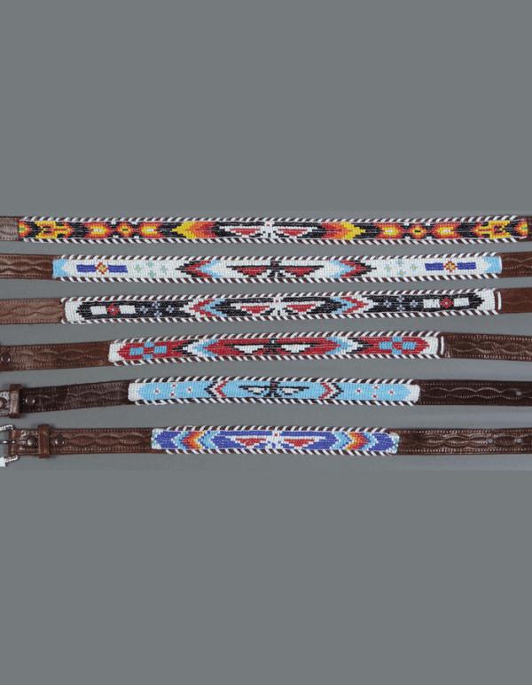 beaded belts size 20