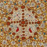 Sacred Medicine Wheel By Leah Marie Dorion Native Canadian Arts