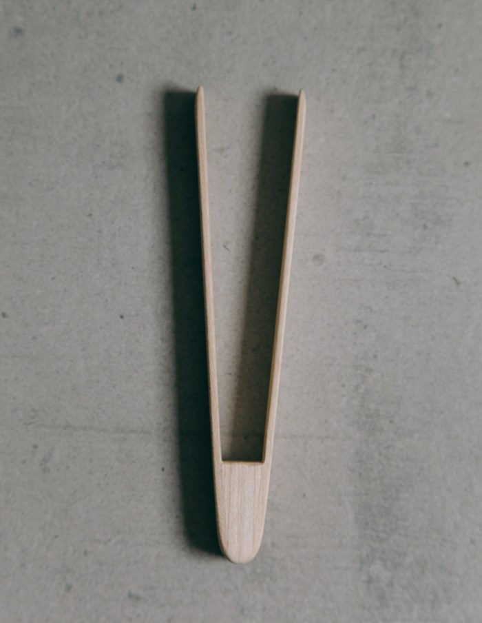 wooden-tongs