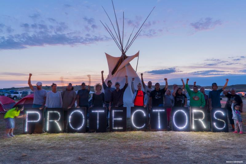 Image result for images of dapl protest