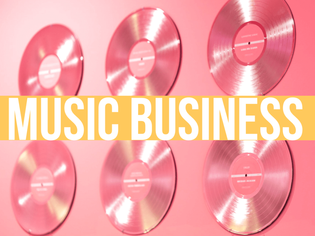 music business course