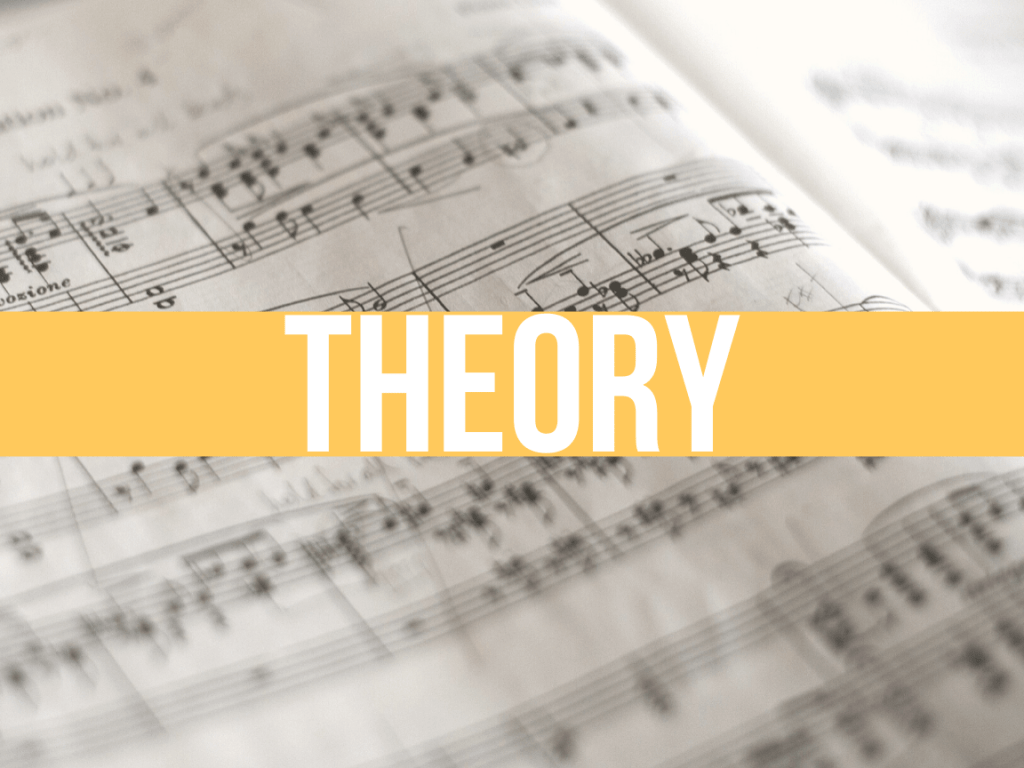 theory and aural lessons