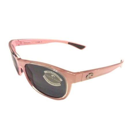 Costa Del Mar Prop Sunglasses - POLARIZED - Coral Pink - Gray - 580P