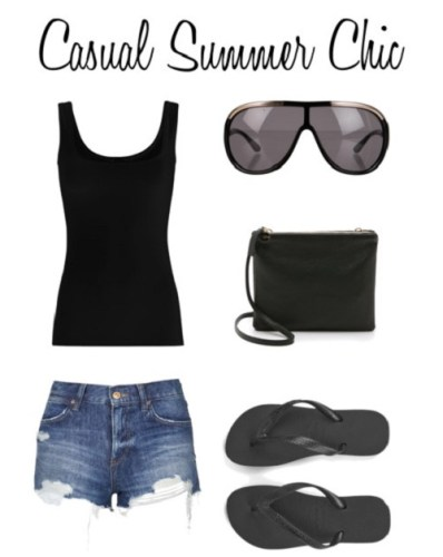 Casual Summer Chic