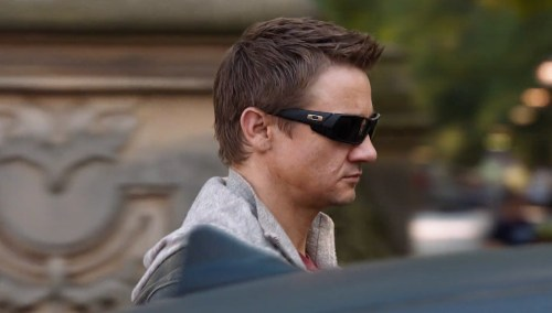 Jeremy Lee Renner as Hawkeye in Avengers