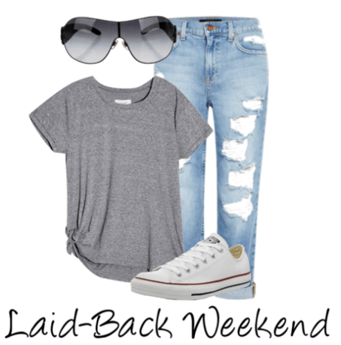 Laid Back Weekend