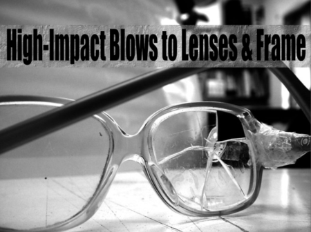 ANSI Testing on Sunglasses: High-Impact Blows to Lenses and Frame