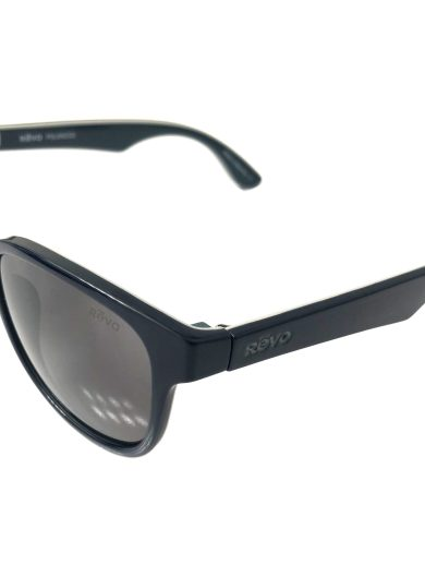 Revo Kash Sunglasses - Navy Grey Frame POLARIZED Graphite