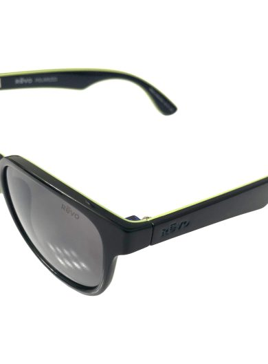 Revo Kash Sunglasses - Black Green Frame POLARIZED Graphite