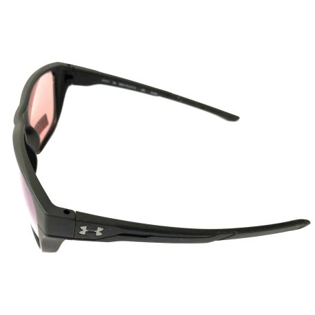 Under Armour Pulse Sunglasses UA - Satin Black Frame - Golf Tuned Lens