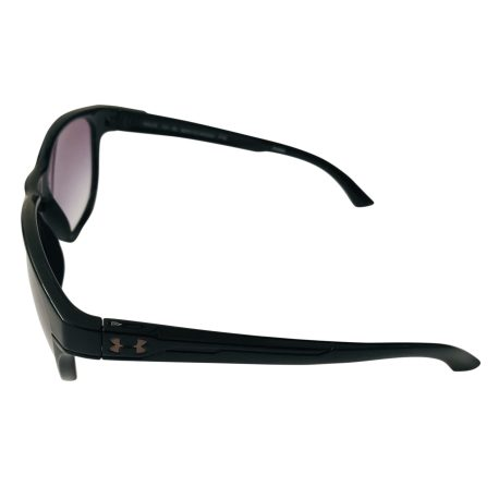Under Armour Glimpse RL Sunglasses UA - Gloss Black - Gray Gradient