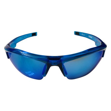 Under Armour Igniter Sunglasses UA - Crystal Blue - Blue Multiflection Lens