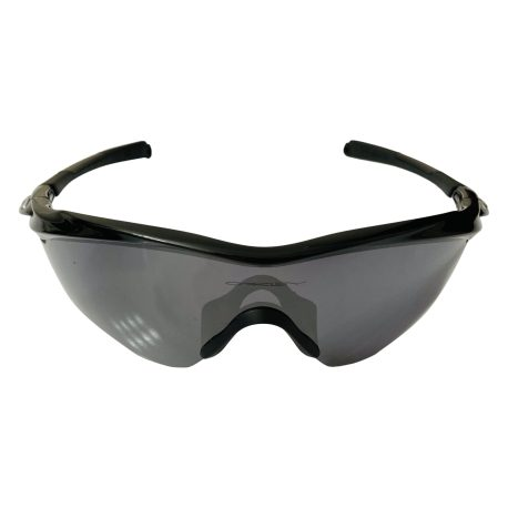 Oakley M2 Frame XL Sunglasses – Polished Black – Black Iridium OO9343-04