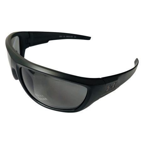 Under Armour Prevail Sunglasses UA - Satin Black POLARIZED Gray Lens