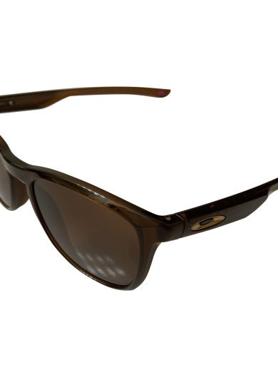 Oakley Trillbe X Sunglasses - Polished Rootbeer - Dark Bronze OO9340-06
