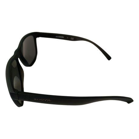 Arnette Woke Sunglasses - Matte Gray Frame - Gray Mirror Silver Lens