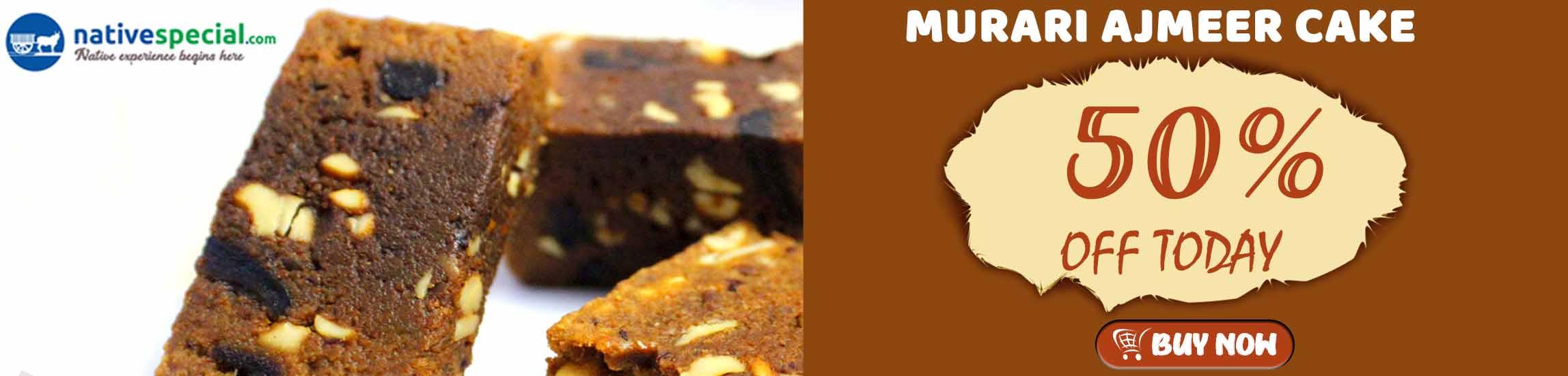 Murari Ajmeer Cake