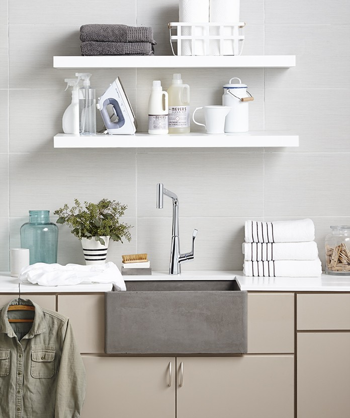 9 ways to upgrade your laundry room
