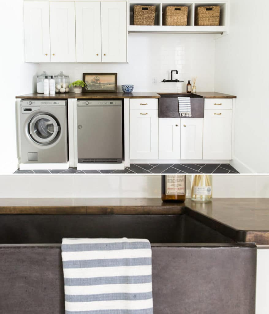 could this be the perfect laundry sink