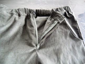 zip pantalon detente homme