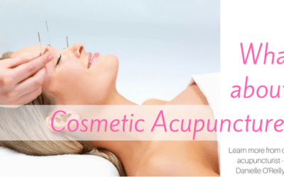 So What About Cosmetic Acupuncture?