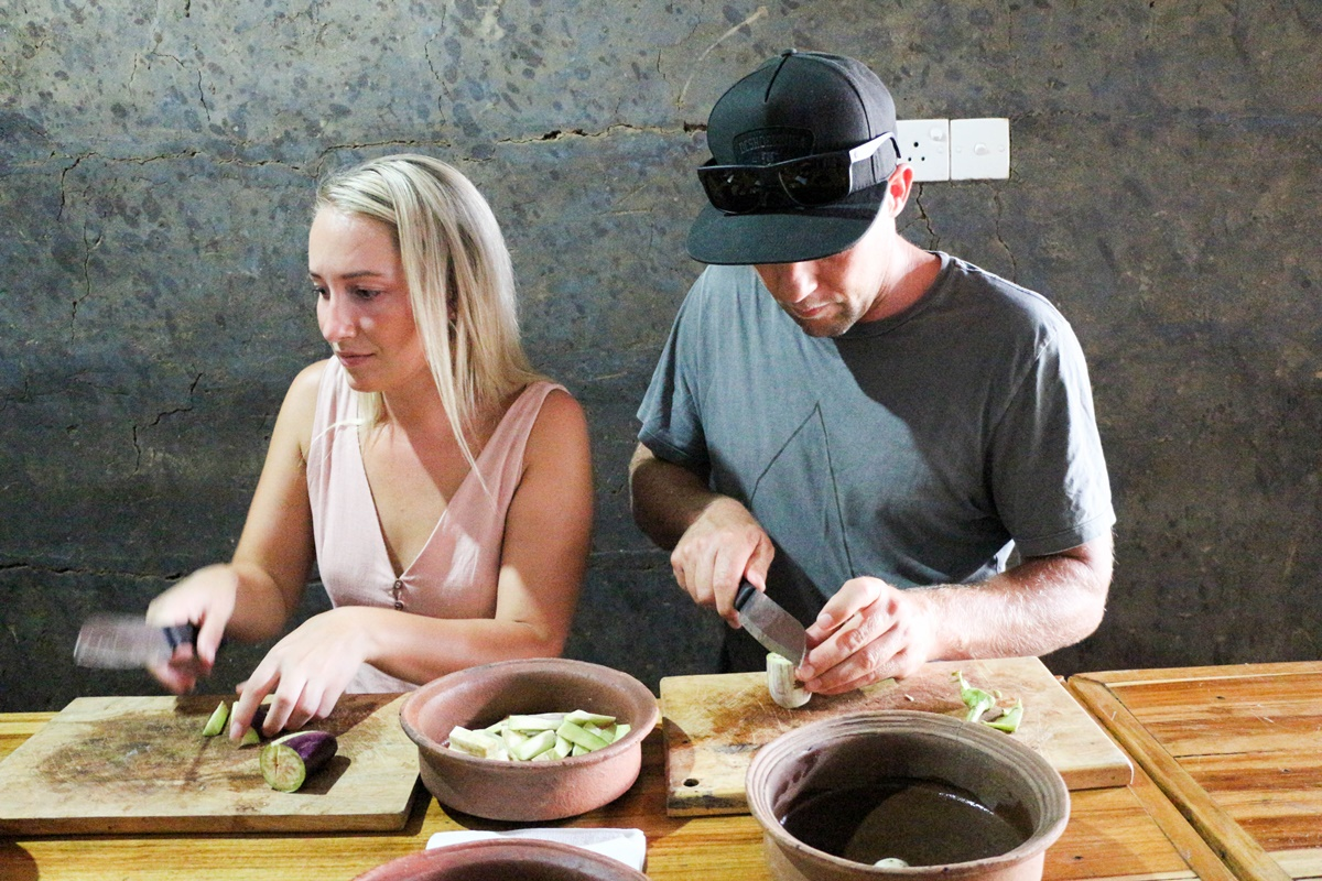 Arugam Bay Cooking Class