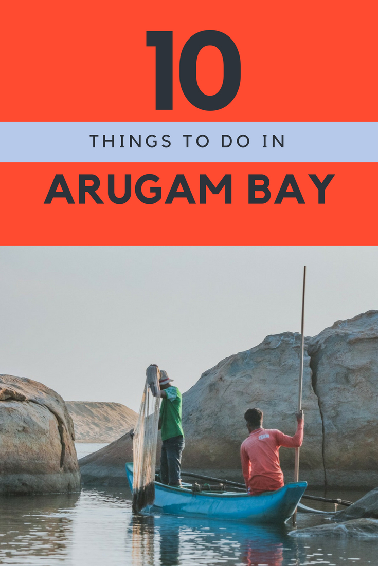 things to do in Arugam Bay Sri Lanka
