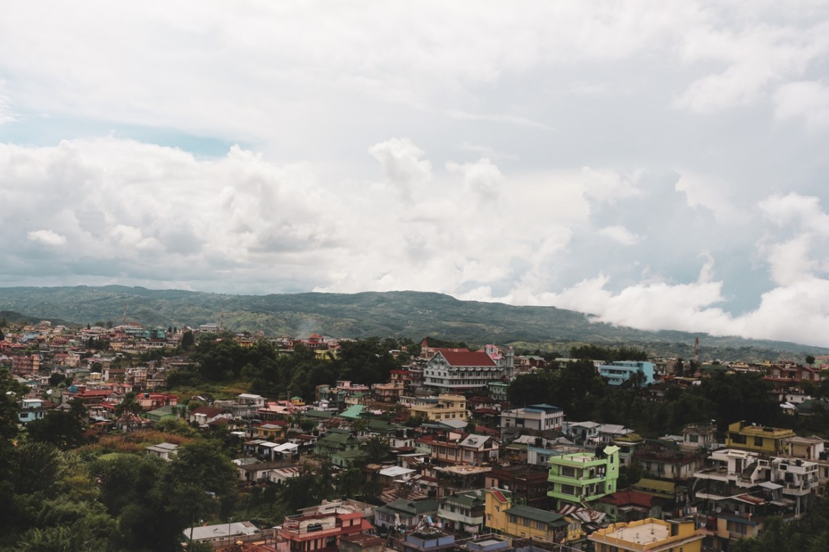 Shillong City View