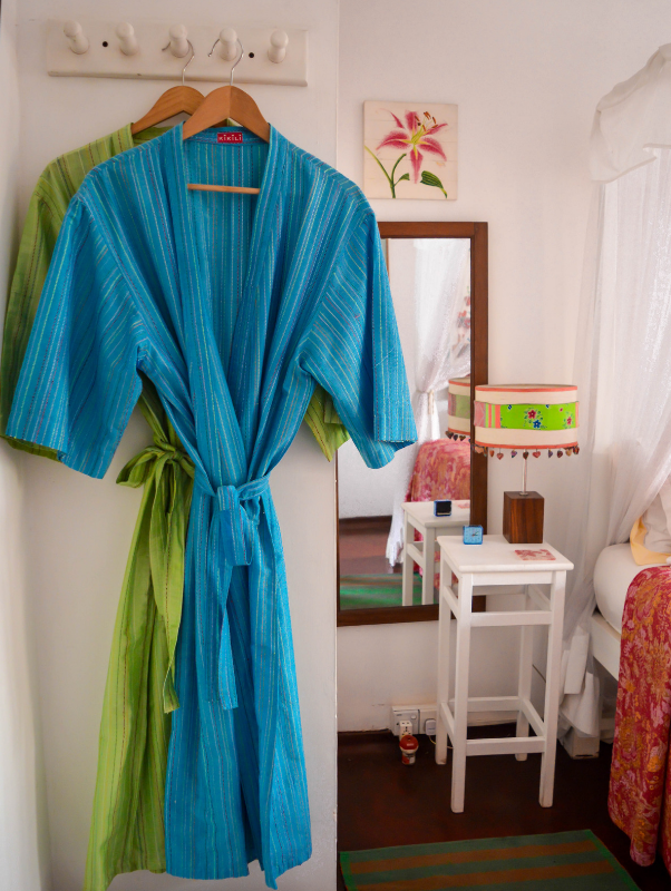 Kikili House Bathrobe